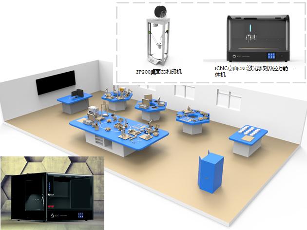 未来科技创新教室产品